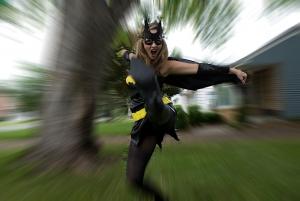 Batgirl POW!