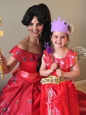 Latina Princess and birthday girl