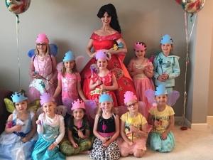 Latina Princess group shot