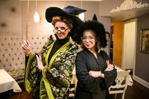 Prof. McG and Kacie