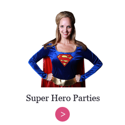 Super Hero Parties