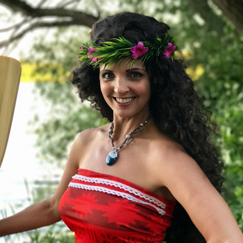69f83568dba8 Join the Hawaiian Princess at The Mad Hatter for a Hawaiian Luau Tea Party  on Thursday, August 17th from 5:30 to 7:30pm! The cost is $37 per guest  (includes ...