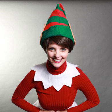 Sprinkles the Elf