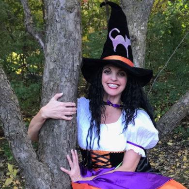 Wanda the Wacky Witch