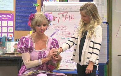 Using Fairytales as Educational Tools