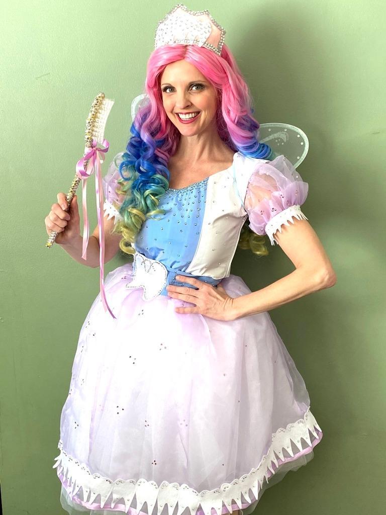 Tessa Tooth Fairy | Princess Party Pals