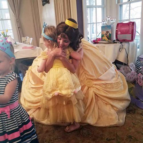 Belle | Princess Party Pals