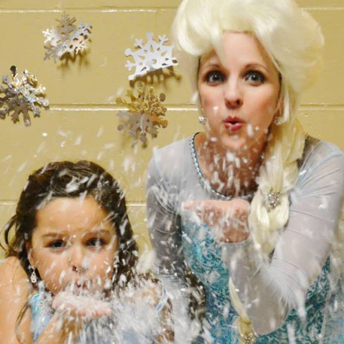 Snow Princess | Princess Party Pals