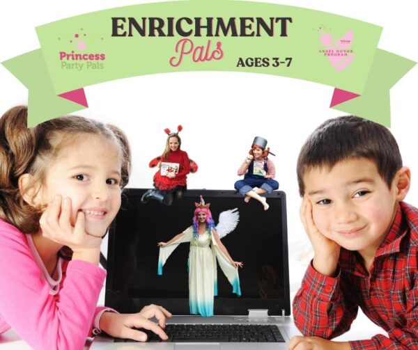 Enrichment Pals | Princess Party Pals