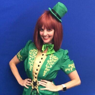Lizzy the Leprechaun