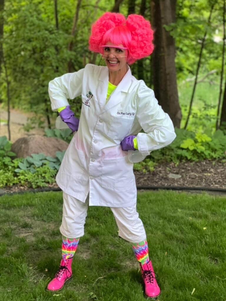 Mad Scientist | Princess Party Pals