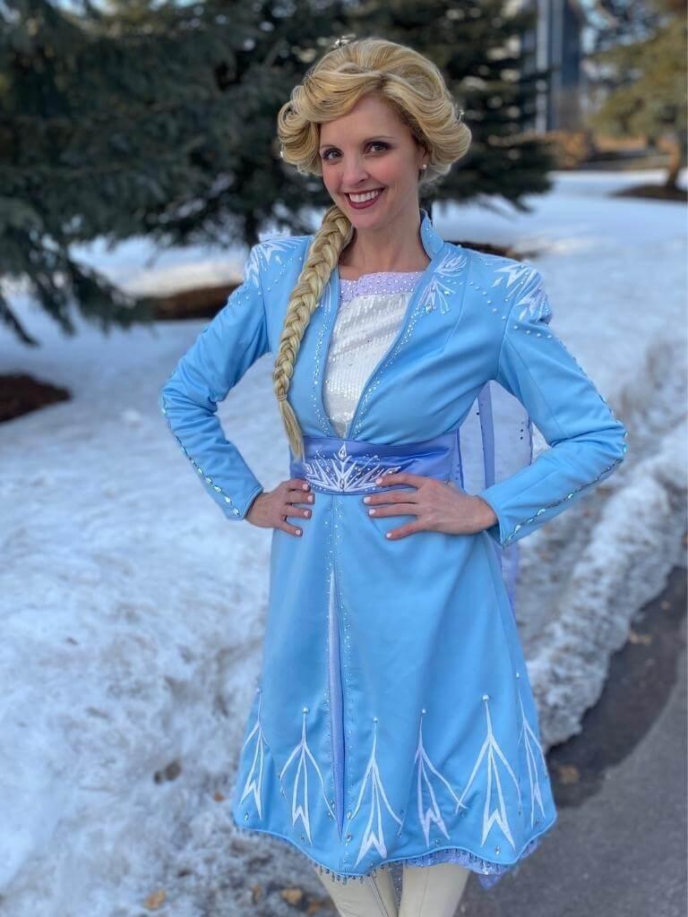 Snow Queen | Princess Party Pals